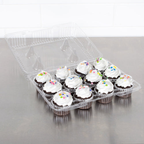 Cupcake / Muffin Mini 12 comp Container