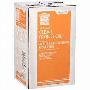 Oil Frying Clear  35lb