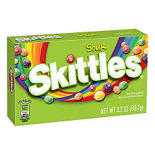 Candy Sour Skittles  24ct