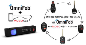 Control All Your Cars with OmniFob via MoboKey