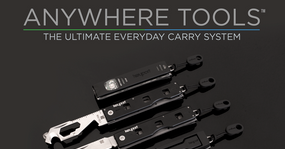 Anywhere Tools™ // The Ultimate Modular Everyday Carry System
