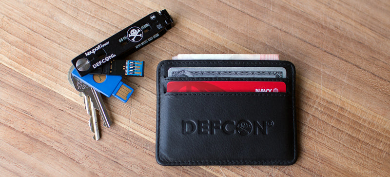 DEFCON Pivot and Wallet
