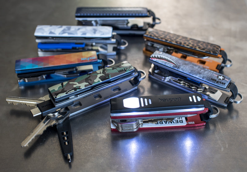 Keyport Pivot Accessories Faceplates