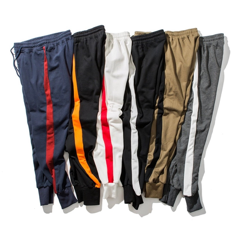 The Weekend Side Stripe Sweatpant - 6 Colors; Limited!
