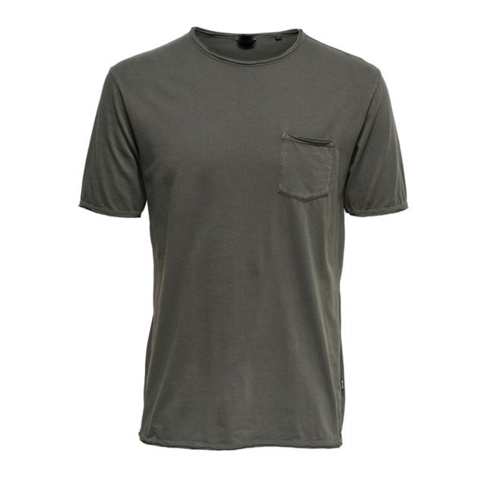 The Raw Edge Pocket T-Shirt Pack - NEW IN STOCK!