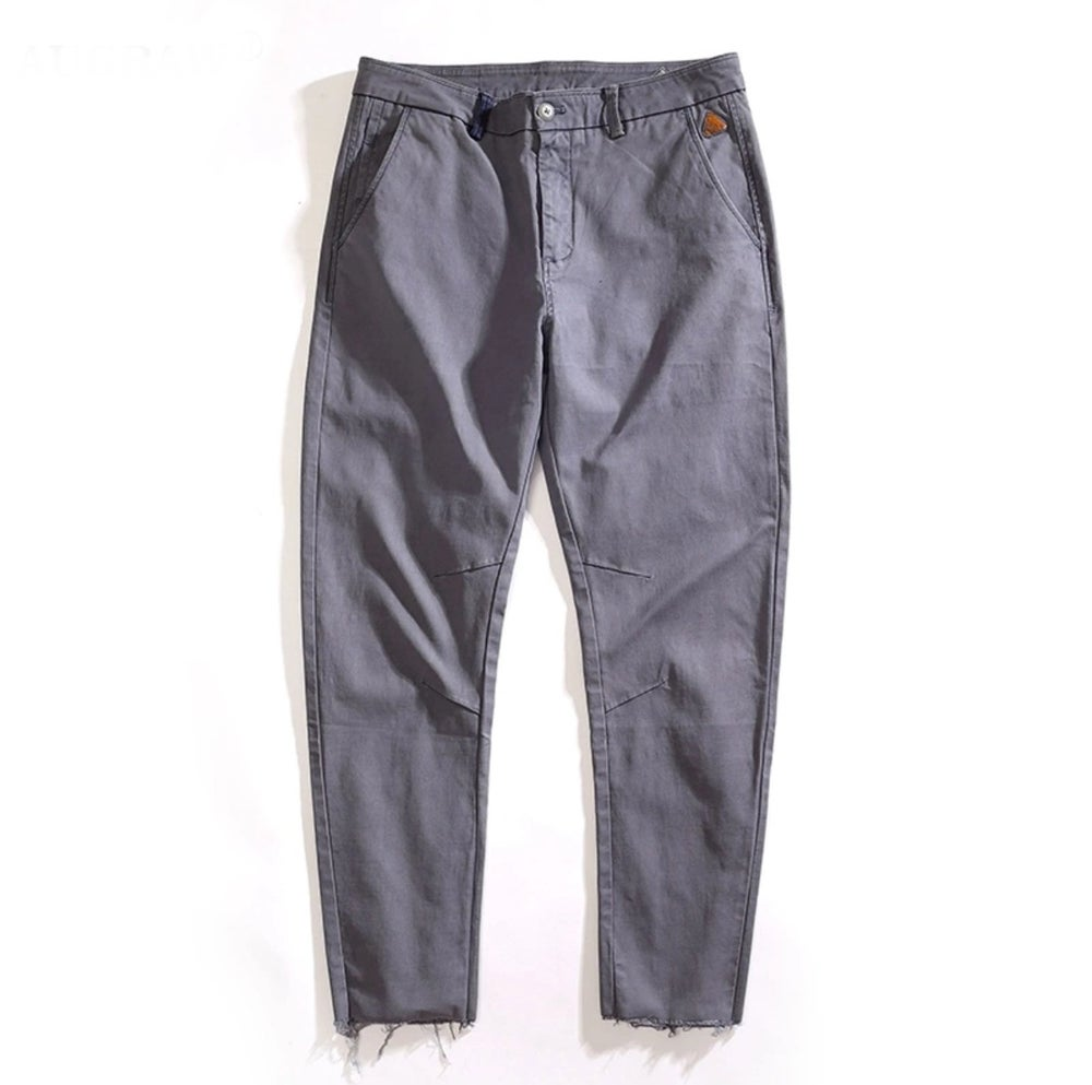 The Frayed Chino Pant