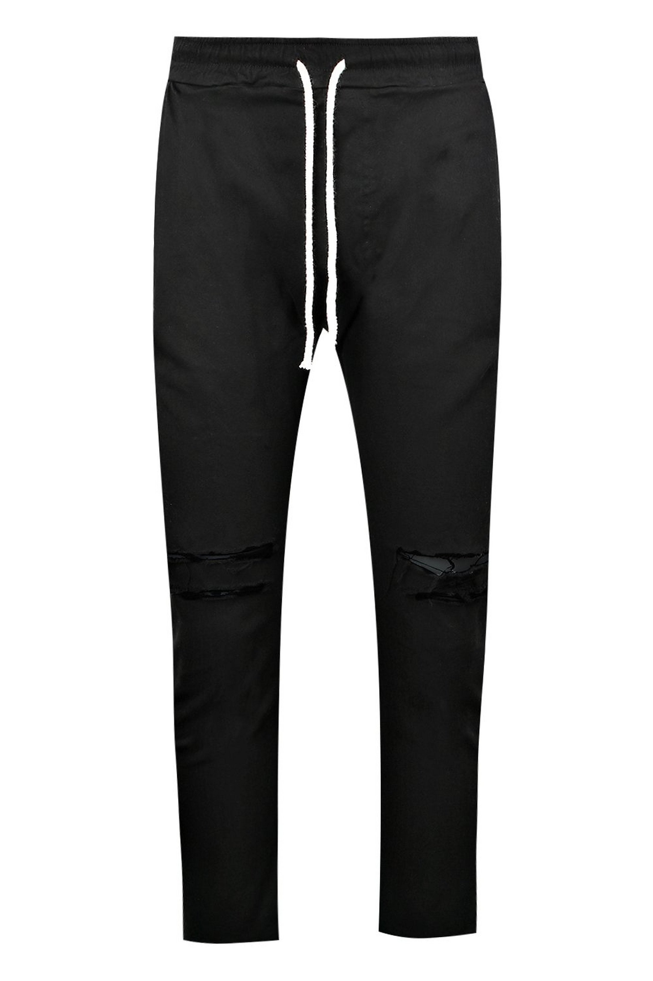 The Cotton (Ripped) Chino Pant - Up to Size 44!