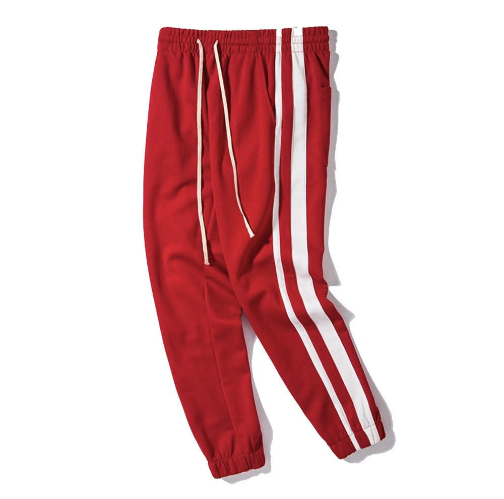 The Racer Sweat Pant - Up to Size 4XL!