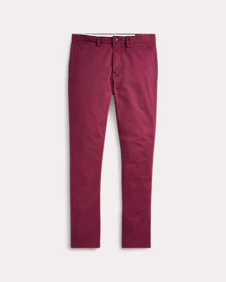 The Everyday Chino Pant - Custom Options Available
