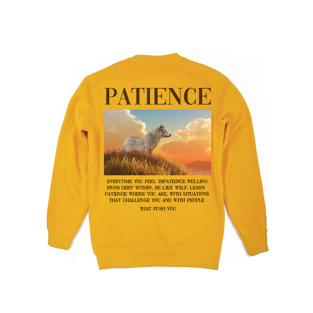 The Story of Patience Crew - More Colors on the way!