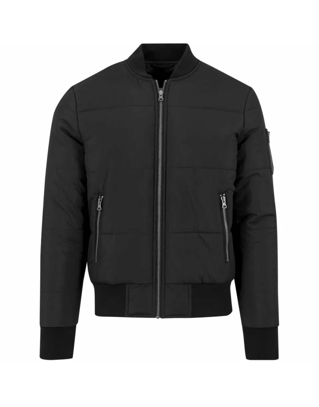 The Quilted Renegade Bomber Jacket - Limited Stock