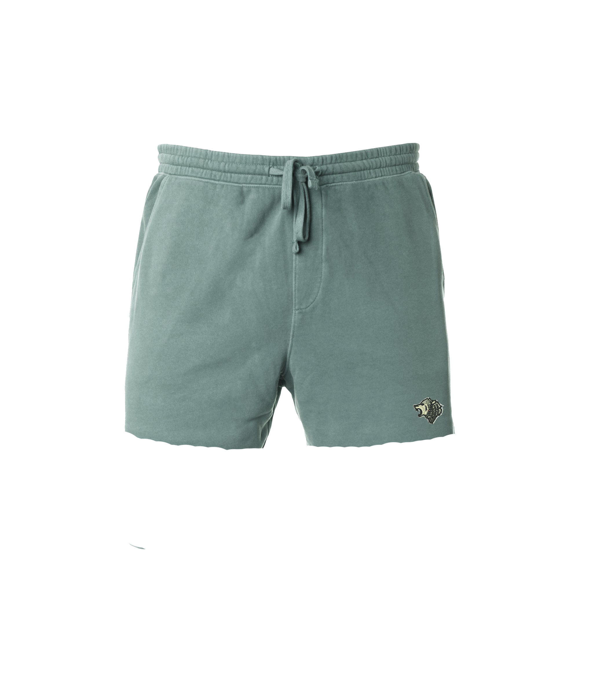 The Pigment Dyed Raw Edge Short - Up to Size XXL(40-42)