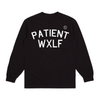 The Patient Wxlf Longsleeve Tee - Up to Size 5XL