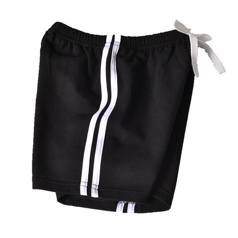 The Racer Stripe Short - Toddler and Kids Sizes!