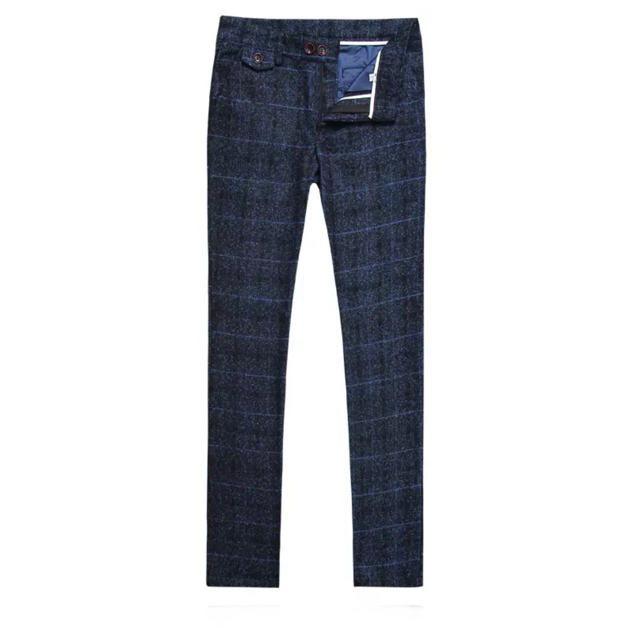 The Plaid Trouser - Up to Size 40