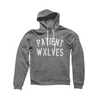 The Patient Wxlves Hooded Sweatshirt - Signature Piece;Up to size 5XL