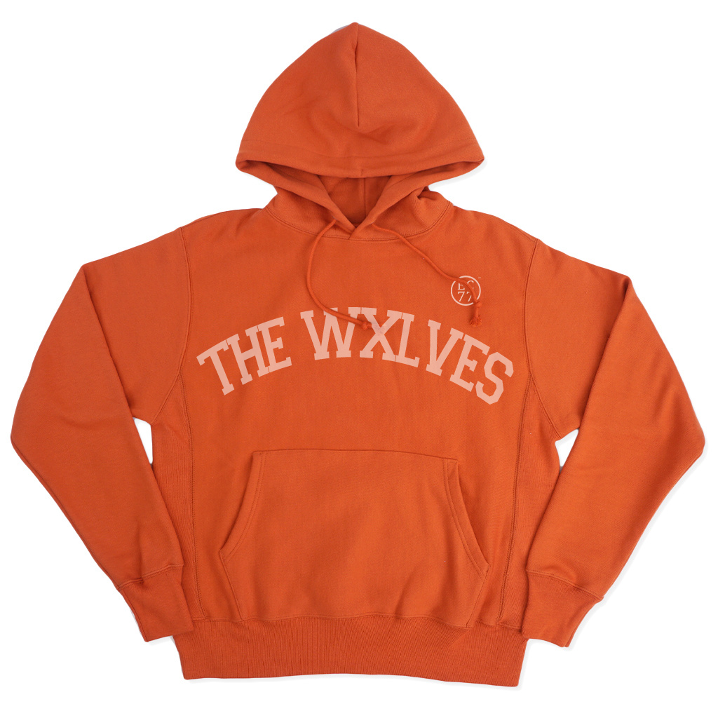 The Wxlves Hoodie - NEW!