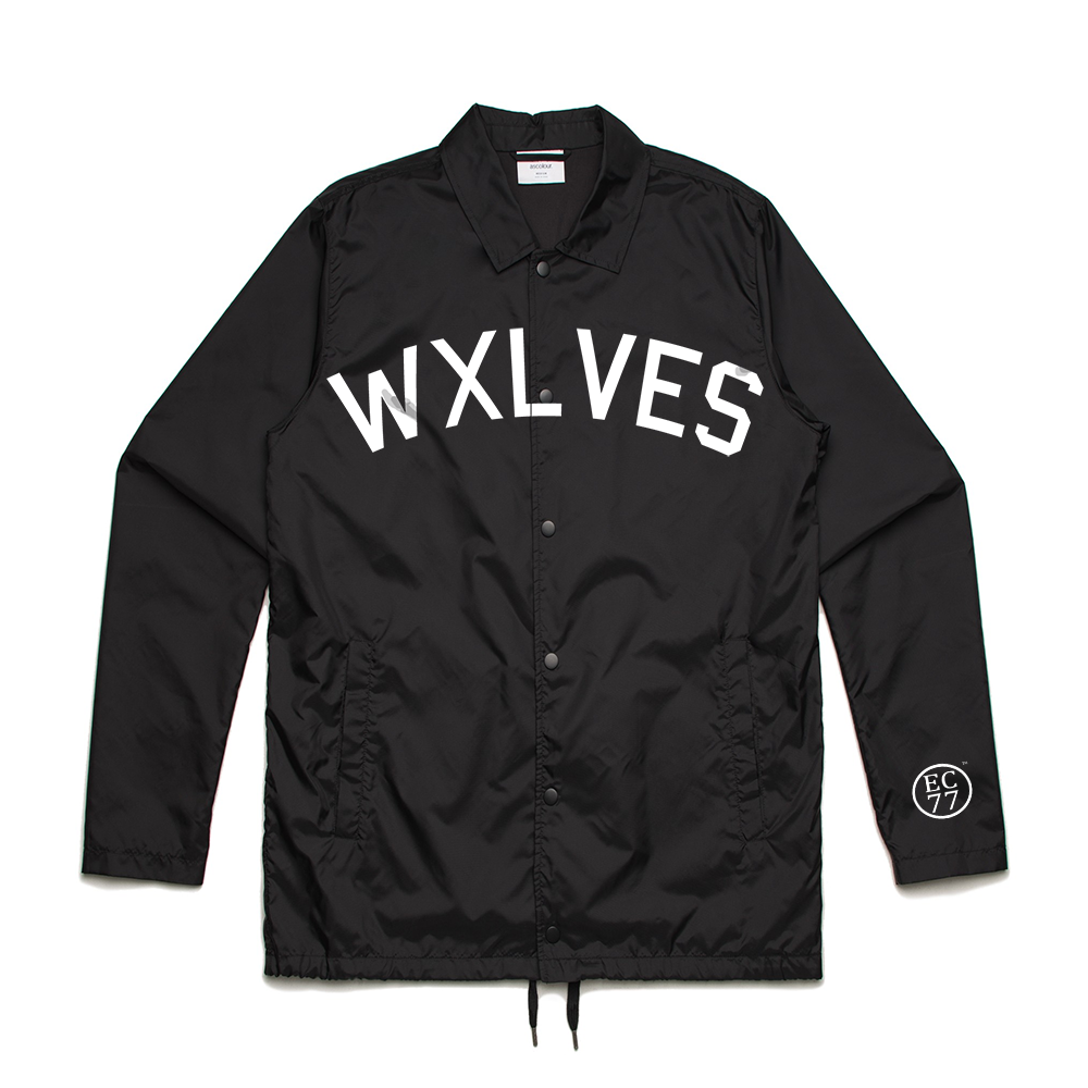 The WXLVES Coach Jacket - Up to Size 5XL