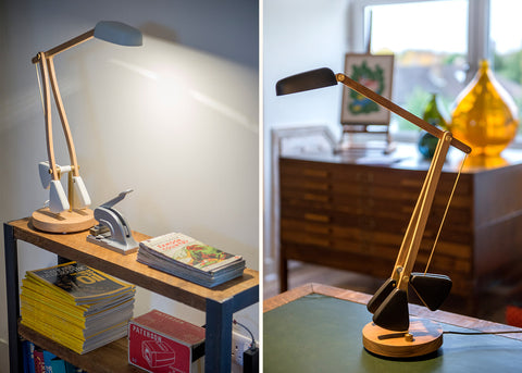 Hero Desk Lamps