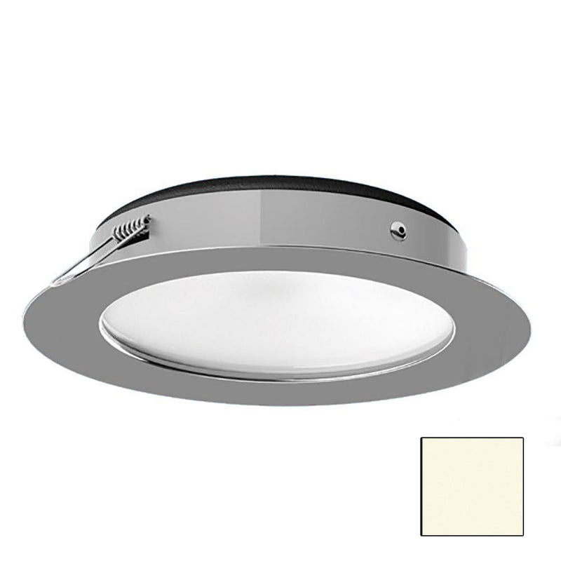 i2Systems Apeiron Pro XL A526 - 6W Spring Mount Light - Neutral White - Polished Chrome Finish [A526-11BBD]