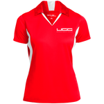 Ladies Front 9 Moisture Wicking Performance Polo