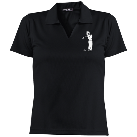 Urban Golf Gear Classic Ladies' Dri-Mesh Short Sleeve Polo