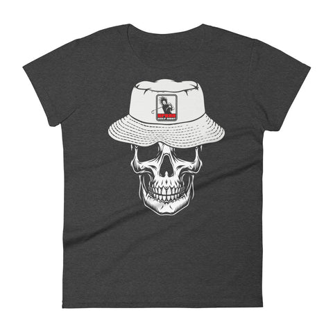 U.G.G Skull & Bucket Women's short sleeve t-shirt