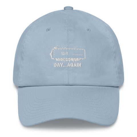Golf Day Again Dad hat