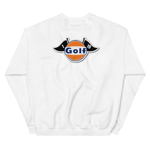U.G.G Retro Golf Front and Back Print Sweatshirt