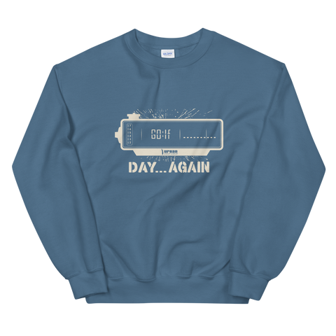 Golf Day Again Sweatshirt