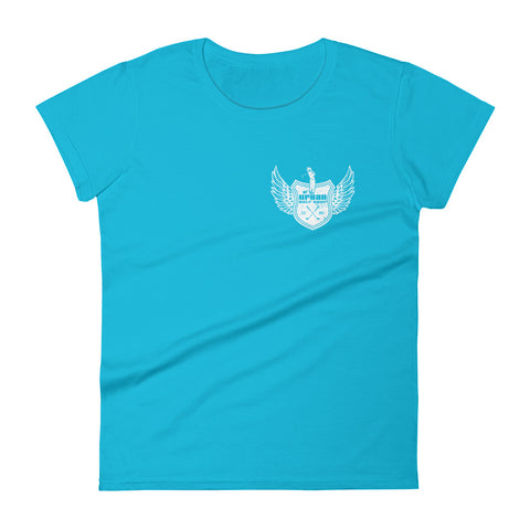 U.G.G Eagle Wings Front & Back Print Women's short sleeve t-shirt