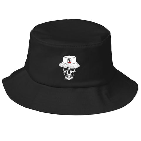 Skull & Bucket, Old School Bucket Hat