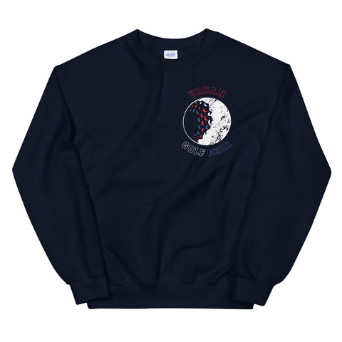 U.G.G College Golf Sweatshirt