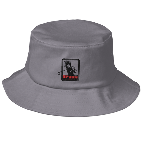 Urban Golf Gear U.G.G Man, Old School Bucket Hat