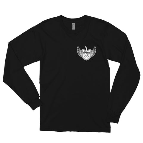 U.G.G Eagle Wings Front & Back Print Long sleeve t-shirt