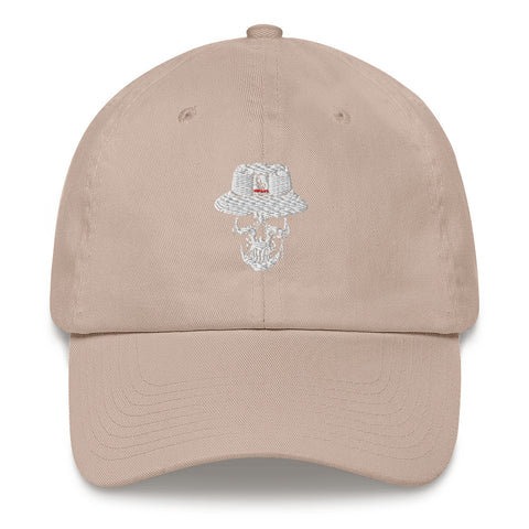 Skull & Bucket Dad hat