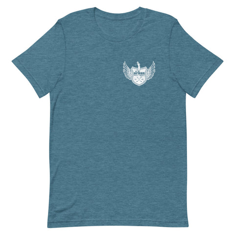 U.G.G Eagle Wings Front & Back Print Short-Sleeve T-Shirt