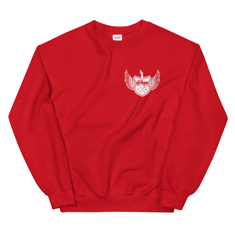 U.G.G Eagle Wings Front & Back Print Sweatshirt