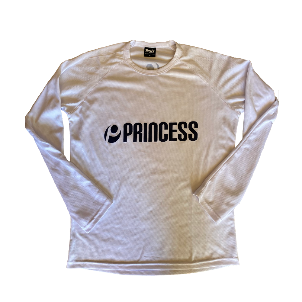 Princess Warm-up top