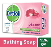 Dettol Soap Skin Care 125 gm