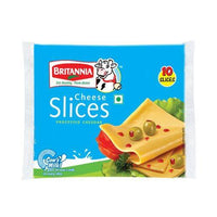 Britannia Cheese Slice 100 Gm