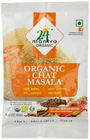 24 MANTRA CHAT MASALA 5O GM
