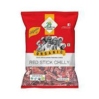 24 MANTRA RED CHILLY 100 GM