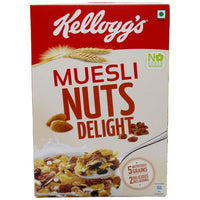 Kelloggs Muesli Nut Delight 500 Gm