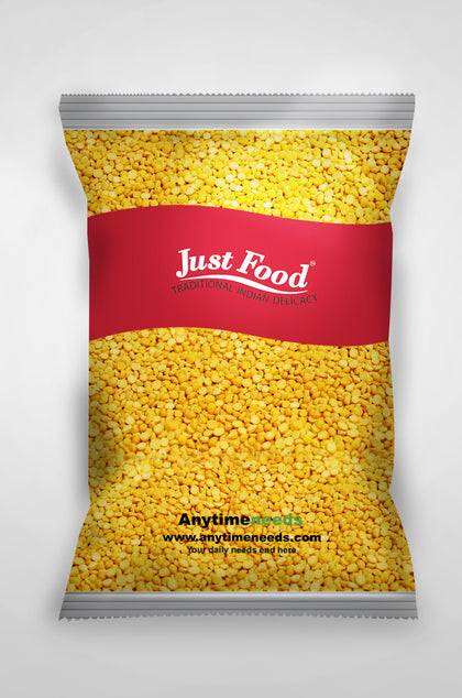 Just Food Chana Dal 500 Gm