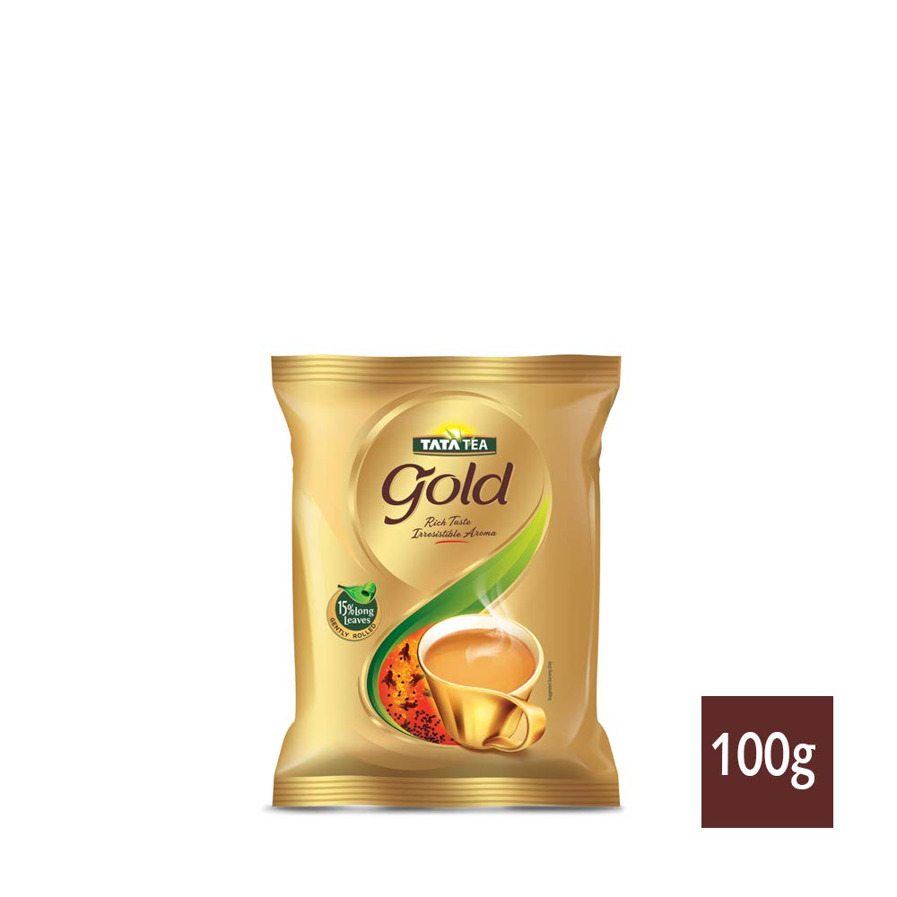 Tata Tea Gold 100 Gm - Anytimeneeds