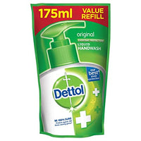 Dettol Liquid Hand Wash Original 175 ml Refill