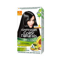 Garnier No Ammonia Natural Black 130 Ml ( 1 )