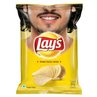 Lays Classic Salted Potato Chips-30Gm