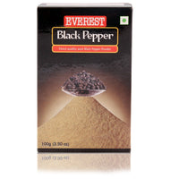 Everest Black Pepper 100 Gm
